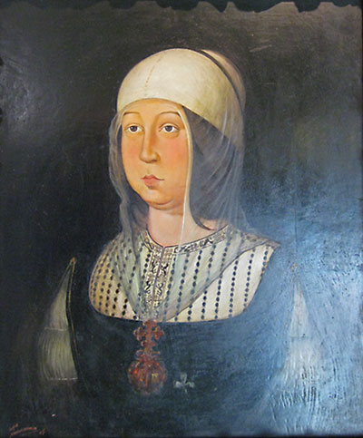 Isabella of Castile, Juana's and Katherine's mother